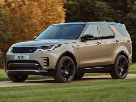 Land Rover Discovery 2.0 I4 Standard Aut.