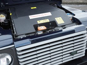 Ver foto 11 de Land Rover Electric Defender Research Vehicle 2013