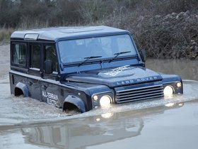 Ver foto 2 de Land Rover Electric Defender Research Vehicle 2013