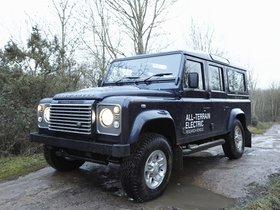 Fotos de Land Rover Defender