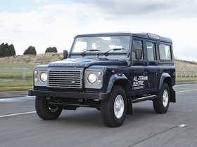 Ver foto 10 de Land Rover Electric Defender Research Vehicle 2013