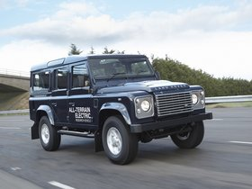 Ver foto 9 de Land Rover Electric Defender Research Vehicle 2013