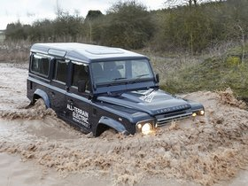 Ver foto 8 de Land Rover Electric Defender Research Vehicle 2013