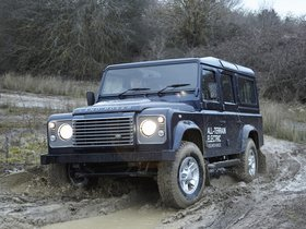 Ver foto 7 de Land Rover Electric Defender Research Vehicle 2013