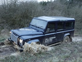 Ver foto 6 de Land Rover Electric Defender Research Vehicle 2013