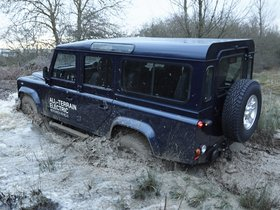 Ver foto 5 de Land Rover Electric Defender Research Vehicle 2013