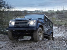 Ver foto 3 de Land Rover Electric Defender Research Vehicle 2013