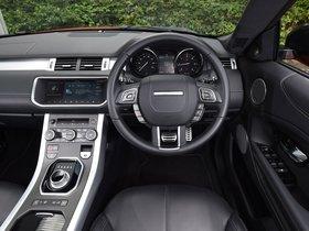 Ver foto 27 de Land Rover Evoque Convertible UK 2016