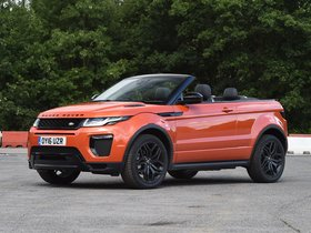 Ver foto 18 de Land Rover Evoque Convertible UK 2016
