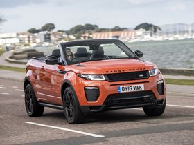 Ver foto 14 de Land Rover Evoque Convertible UK 2016