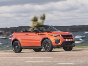 Ver foto 13 de Land Rover Evoque Convertible UK 2016