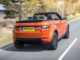 Ver foto 12 de Land Rover Evoque Convertible UK 2016