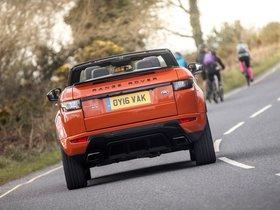 Ver foto 11 de Land Rover Evoque Convertible UK 2016