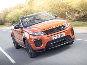 Ver foto 10 de Land Rover Evoque Convertible UK 2016