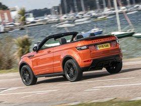 Ver foto 9 de Land Rover Evoque Convertible UK 2016