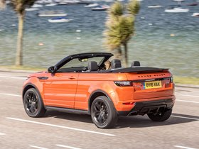 Ver foto 8 de Land Rover Evoque Convertible UK 2016
