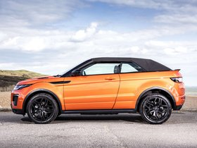 Ver foto 7 de Land Rover Evoque Convertible UK 2016