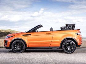 Ver foto 6 de Land Rover Evoque Convertible UK 2016