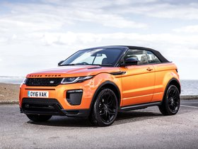 Ver foto 5 de Land Rover Evoque Convertible UK 2016