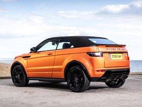 Ver foto 4 de Land Rover Evoque Convertible UK 2016