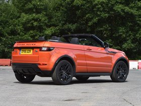 Ver foto 3 de Land Rover Evoque Convertible UK 2016