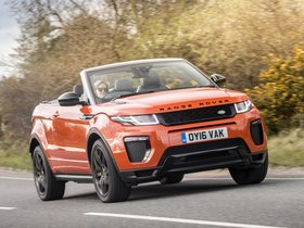 Ver foto 1 de Land Rover Evoque Convertible UK 2016