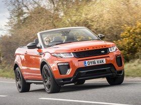 Ver foto 1 de Land Rover Evoque Convertible UK 2016