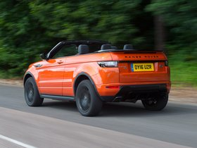 Ver foto 21 de Land Rover Evoque Convertible UK 2016