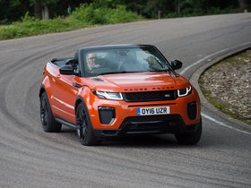 Ver foto 20 de Land Rover Evoque Convertible UK 2016