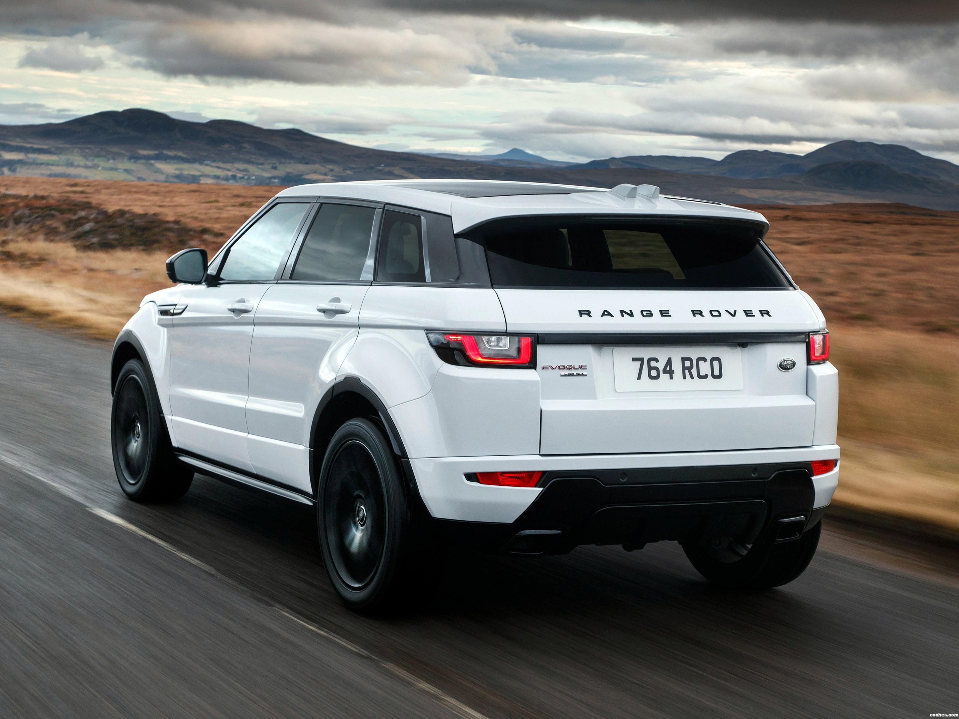 Foto 5 de Land Rover Evoque Hse Si4 Dynamic Black Design Pack 2017