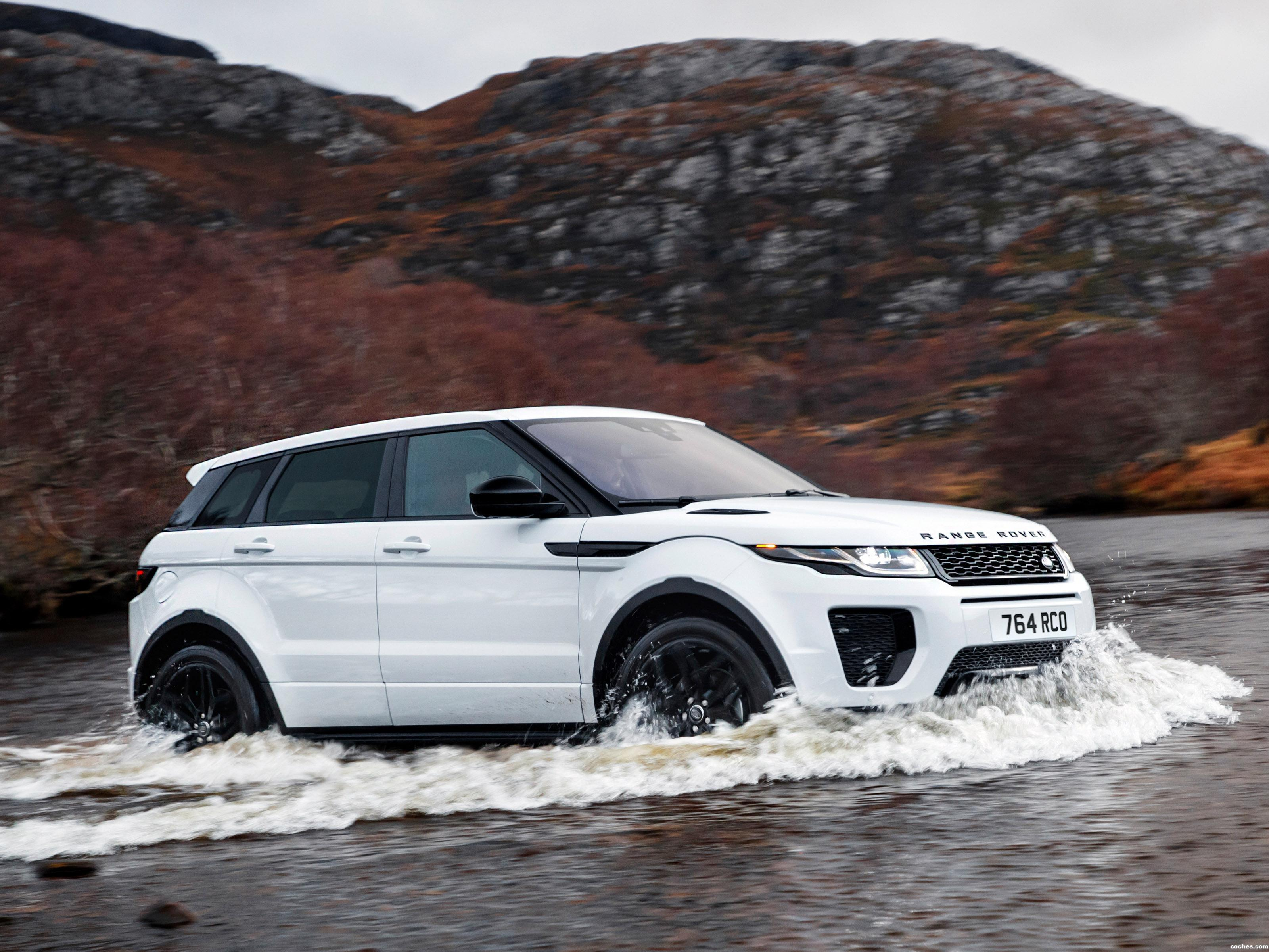Foto 0 de Land Rover Evoque Hse Si4 Dynamic Black Design Pack 2017