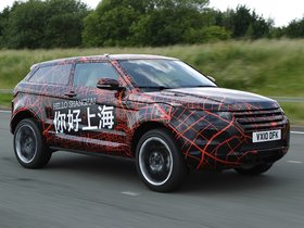 Ver foto 9 de Land Rover Evoque Prototype Camo 2010