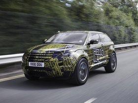 Ver foto 4 de Land Rover Evoque Prototype Camo 2010