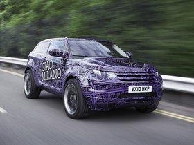 Ver foto 3 de Land Rover Evoque Prototype Camo 2010