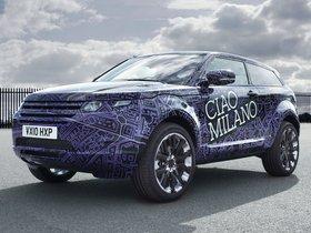 Ver foto 2 de Land Rover Evoque Prototype Camo 2010
