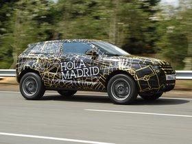 Ver foto 17 de Land Rover Evoque Prototype Camo 2010