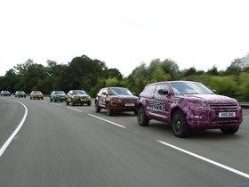 Ver foto 16 de Land Rover Evoque Prototype Camo 2010