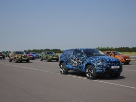 Ver foto 15 de Land Rover Evoque Prototype Camo 2010