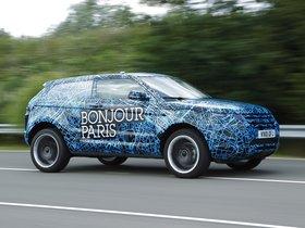 Ver foto 11 de Land Rover Evoque Prototype Camo 2010