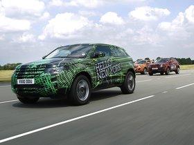 Ver foto 10 de Land Rover Evoque Prototype Camo 2010