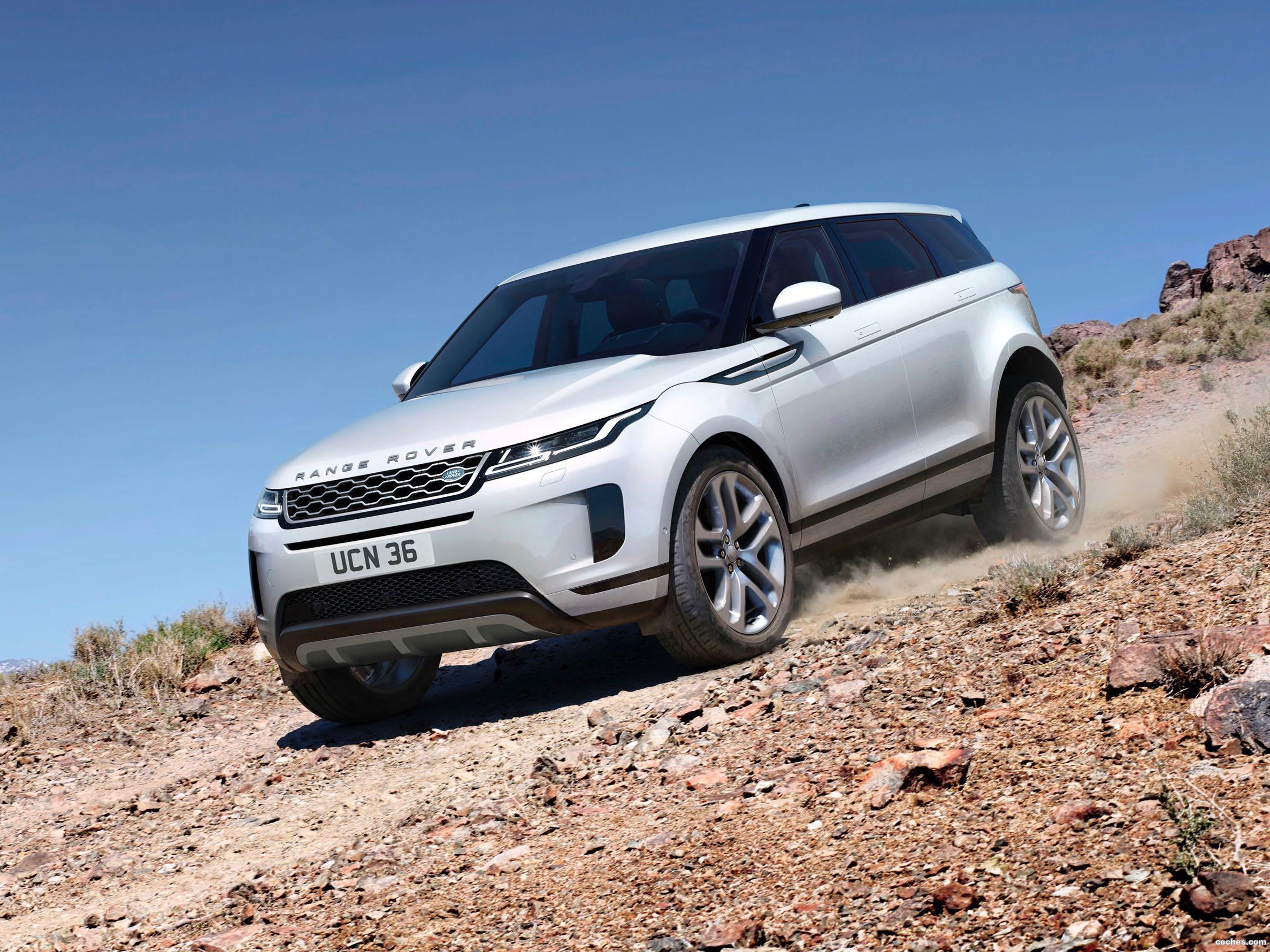 Foto de LAND ROVER Range Rover Evoque