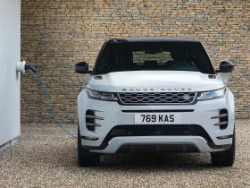 Ver foto 2 de Land Rover Range Rover Evoque P300e HSE R-Dynamic 2020