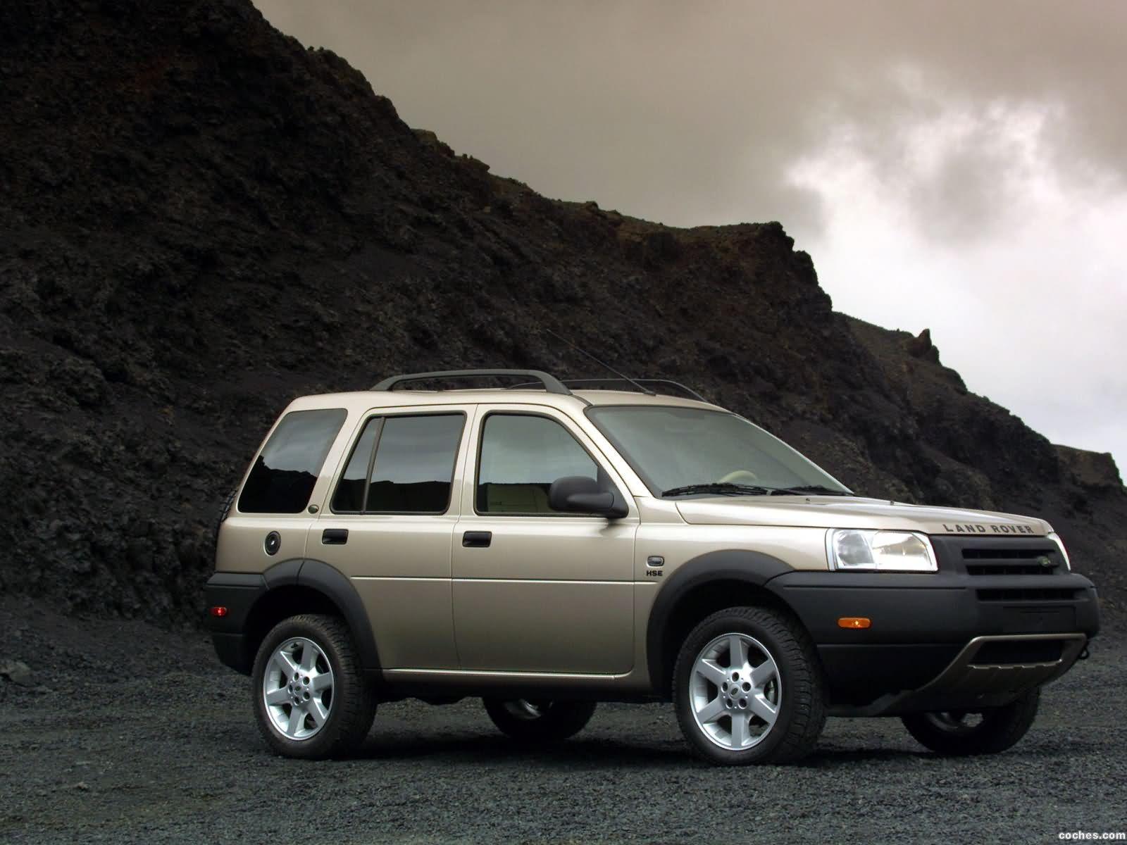 Foto 0 de Land Rover Freelander 1996