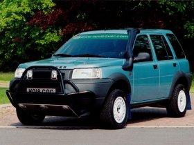 Ver foto 42 de Land Rover Freelander 1996
