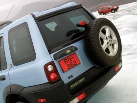 Ver foto 31 de Land Rover Freelander 1996