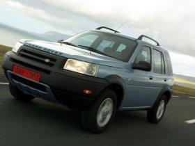 Ver foto 27 de Land Rover Freelander 1996