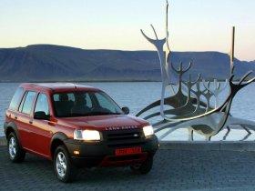 Ver foto 25 de Land Rover Freelander 1996