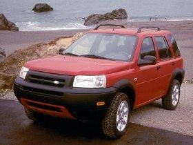 Ver foto 16 de Land Rover Freelander 1996