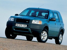 Ver foto 40 de Land Rover Freelander 1996