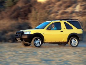 Ver foto 11 de Land Rover Freelander 1996